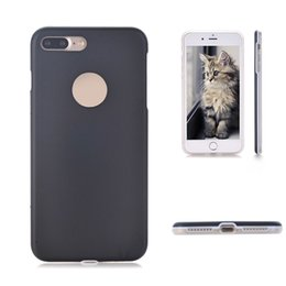 Wholesale high opp - High Quality Hybrid TPU PC Armor Case Slim Phone Back Cover For iPhone 7 6s 6 plus OPP
