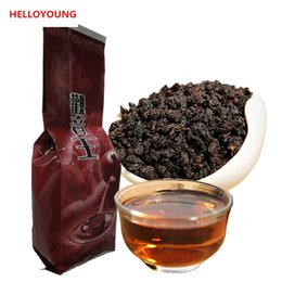 Wholesale Effective C - C-WL045 High Quality Chinese Oil Cut Black Oolong Tea Fresh Natural Slimmig Tea High Cost-effective Weight Los Tea 125g