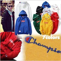 Wholesale Designer Fashion Hoodies - New designer Men's Hoodies Kanye West Sweatshirts OFF WHITE Hip hop jacket fashion tide brand printing male and female sport-Men's Hoodies