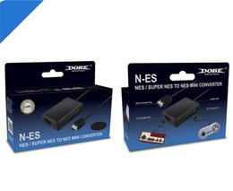 Wholesale Nes Converter - New Mini Adapter Converter Game Controller For Super NES   NES Controller to NES Classic System