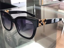 Wholesale Frame Sides - New fashion women designer glasses JC MAGGIE side frame top quality anti-UV lens legs with luxury diamonds and with original box