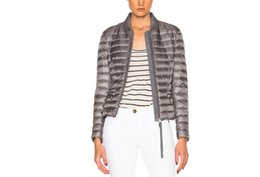 Wholesale Thin Down Coats For Women - 2017 Brand thin jacket parkas for women winter jacket For Befor Winter Ladies anorak women coats parka New Style women Blen Jacket