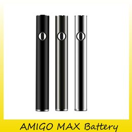 Wholesale Mini Max - Authentic Itsuwa Amigo Max Battery 380mAh vaporizer Pen Top Mini Vape Pen For Original AMIGO Liberty Oil Tank 100% Genuine 2223007
