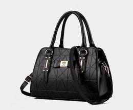 Wholesale Nice Cell Phones - Nice Lady bags handbag Stereotypes sweet fashion Genuine Leather Check, Plaid & Tartan handbags Shoulder Messenger Handbag.