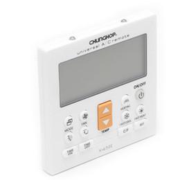 Wholesale Universal C Remote Control - Wholesale- 1 PC Universal LCD A C Muli Remote Control Controller For Air Conditioner K-650E NEW