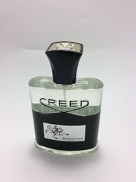 Wholesale Fragrance Wholesale Perfume - Hot 4 kinds of Perfume New Creed aventus perfume for men 120ml with long lasting time good quality high fragrance capactity Free Shipping