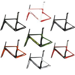 Wholesale Cipollini Frames - 2018 Size 45-58cm AWST Cipollini NK1K carbon bicycle frames T1000 3k carbon frames racing bike chinese carbon road frame factory direct sale