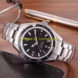 I più venduti Orologi da uomo di lusso di alta qualità regalo di natale orologio automatico in acciaio inossidabile meccanico CO-AXIAL 007 orologi da uomo da