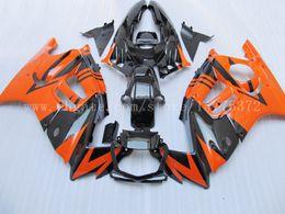 Wholesale 1996 Honda Cbr F3 Fairings - High quality Fairing kit for honda CBR600F3 95-96 CBR600 F3 1995 1996 CBR 600 F3 95 96 fairings #e82n3 Orange black
