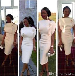 2019 arabische stil prom kleider 2017 neueste Cocktailkleider Tee Länge Arabischen Stil Promi Party Kleid Mantel Nach Maß Abschlussball-kleider günstig arabische stil prom kleider