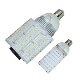 Wholesale Garden Light 24v - DC 12V 24V E27 E40 Led Street Bulb Lights Road Lamp 30W 40W 60W 80W 100W Waterproof Led Lights AC 85-265V