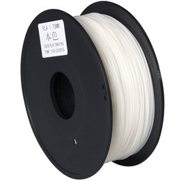 Wholesale 3d printer filament 3mm - High strength 3d printer filament PLA ABS 1.75mm 3mm 1KG wholesale price by DHL and Fedex IE Free Shipping