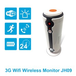 Wholesale Wireless Sd Motion Camera - Jimi 3G Wifi Wireless Security Camera JH09 Within 8g SD Card,Two-way Audio and Motion Detection.