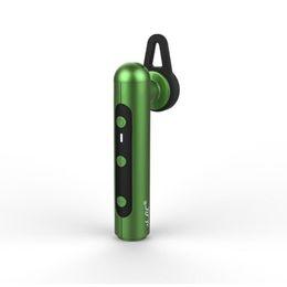 2019 t1 headset Tragbares Bluetooth-Headset T1 Yuer Drahtloses Bluetooth 4.1-Kopfhörer-Freisprecheinrichtung mit Mikrofon Universal für iPhone-Headset rabatt t1 headset