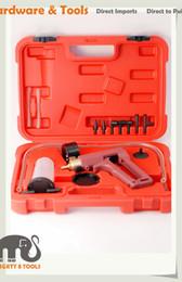 Wholesale Gauge Tester - Hand Held Hold Vacuum Pump & Brake Bleeder Tester Kit w Gauge 0-700mmHg