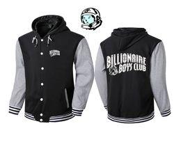 Wholesale Clear Club - 2017 Hot autumn winter brand Hoodie sweatshirt hip hop BILLIONAIRE BOYS CLUB BBC fashion men's Hoodies fleece pullover S-3XL