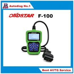 Wholesale Mazda Pin Code Reader - new OBDSTAR F-100 Mazda Ford Auto Key Programmer No Need Pin Code Support New Models and Odometer
