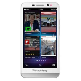 Wholesale Dual Os Phone - Refurbished Blackberry Z30 Dual Core Unlocked Cell Phones 5.0Inch Touch Screen 16G ROM 8.0MP WIFI GPS NFC Blackberry OS 4G LTE