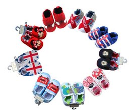 Wholesale Rubber Exports - Many choices 2017 hot sales baby walking shoes 1st baby walker learn shoes export european american good quality baby shoes for 0-18 months