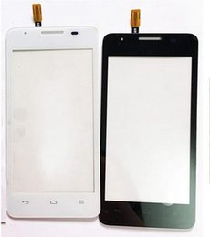 Wholesale Huawei G525 Phone - With Tape Mobile Phone Touch Screen Digitizer For Huawei Ascend G510 G520 G525 U8951 Front Glass Sensor Touchscreen Touch Panel