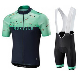 Wholesale Men S Black Clothing - 2017 New Morvelo ropa ciclismo Summer TEAM cycling Jerseys radfahren Ciclismo speciall UCI Personalized custom clothing