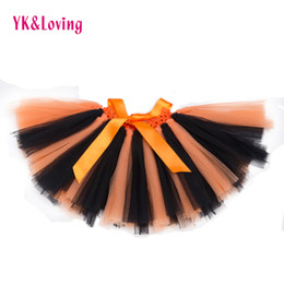 Wholesale Wedding Dress Pettiskirt - Baby Girls Skirts Tutu for Birthday Gift Colourful Customized Wedding Mesh Skirt Party Pettiskirt Kids Saias Dresses Clothes YK&Loving T109