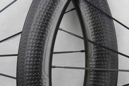 Wholesale Bicycle Carbon Clincher Rims - Dimple golf Surface New 404 NSW Clincher carbon road bike wheels rim depth 58mmcarbon bicycle Wheelset carbon hub R36 basalt brake surface
