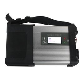 Wholesale Mb Star Diagnosis System - Top quality MB SD Connect Compact 5 Star Diagnosis with WIFI for Cars and Trucks Multi-Languages