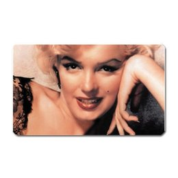 Wholesale Marilyn Monroe Oil Canvas - Free Shipping ,Lots Wholesale ,638#, 100% Handicrafts Art Oil Painting Portrait Marilyn Monroe, Any Customized Size Accepted