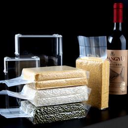Wholesale Tea Bag Heat - High temperature Food Storage Vacuum Packing Bag Moisture-proof Bags Heat Seal Packing Pouches for Rice Grain Tea