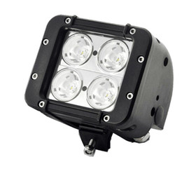 Wholesale Cheap 12v Led Work Lights - cheap ship 5inch 40W LED Work Light Bar for Truck Motorcycle ATV 12V LED Offroad 4X4 Fog Light LED Drive Light IP67 X1pc Car Lamp