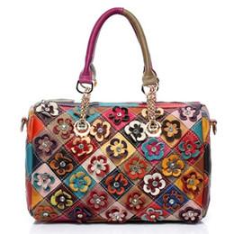 515849f7cd Borse di cuoio genuini delle borse delle borse delle borse di cuoio  all'ingrosso delle donne di modo Braccialini con la borsa dimensionale  casuale di ...