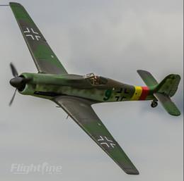 Wholesale Radio Model Planes - Flightline Freewing rc plane warbird Ta-152 PNP,PNP without ESC and KIT three version ,Ta152,radio control model