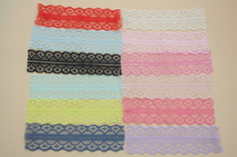 Wholesale Wholesale Ribbon Pink Yard - Wholesale-width:25-27mm flowers no elastic lace ribbon 50 yards, embroidered stretch lace ,50Y47506