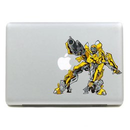 "Wholesale Hot Air Iron - 2017 New hot Originality Iron-Man series Vinyl Decal Colour Sticker Skin for Apple MacBook Pro Air 11""13""15"" Laptop Skins Sticker"