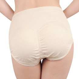 Wholesale Seamless Girdle Shaper - Wholesale- New Women seamless tummy Belly Control Waist Slimming Shapewear Shaper Panty High waist corset panties Girdle Underwear