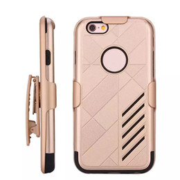 Wholesale Hybrid Cellphone Cases - For LG Aristo LV3 Iphone 7 Caseology Case For Iphone 6 6s Plus Samsung On5 ZTE ZMAX Pro Hybrid Rugged Cellphone Cover With Back Flip OPPBAG