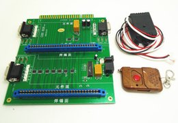 Wholesale Jamma Games - CGA VGA 28 Jamma pin 2 in 1 switch with remote for arcade game
