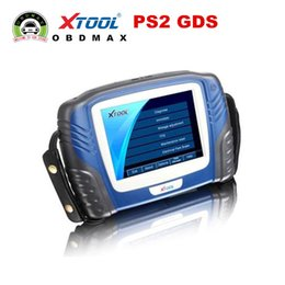 x431 gds original update Canada manufacturers - XTOOL PS2 GDS Gasoline Universal Car Diagnostic Tool Update Online Same function as X431 GDS with printer 2016 100% Original XTOOL PS2 GDS