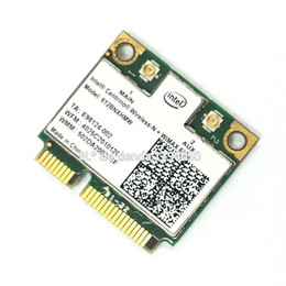 Wholesale Pci Card Wireless - Wholesale- Intel Wireless-N + WiMAX 6150 612BNXHMW Wireless PCIE Half Hight Wireless WLAN Wifi Card 802.11b g n 300Mbps INTEL 6150