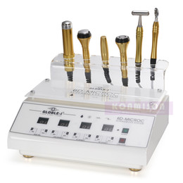 Wholesale Meso Lift - Needle Free Mesotherapy Machine 5 In 1 RF BIO Cooling For Face Lifting Wrinkle Removal Home Use Meso Beauty Equipment