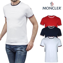Wholesale Men Tshirt Collar Short Sleeve - Plus size T-Shirt Men 2017 Spring Autumn New Elastic Cotton T Shirt Men's Solid Color Tshirt Button Collar short Sleeve Top Tees