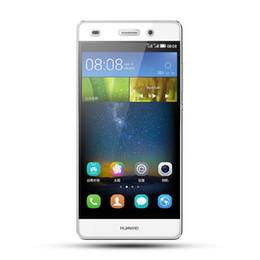 Película de huawei 3x online-0.3mm Vidrio Templado Premium para Huawei Honor 3C / 3X / 4 / 4C / 4A / 4X / 4Xmini / 6 / 6Plus / 7 Película Protectora de Pantalla 200 unids / lote envío gratis