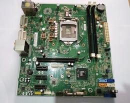 Wholesale Motherboard Hp Pavilion - PN 696233-001 H-JOSHUA-H61-uATX Desktop Motherboard For HP Pavilion P6 P7 Series H61 1155 s1155 Dual DVI Output