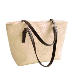 Wholesale Big Womens Bags - Wholesale-Excellent Quality 2016 Top Brand Womens Shoulder Messenger Bags Big Capacity Tote Femininas Bolsas Retro Handbags Leather Bag
