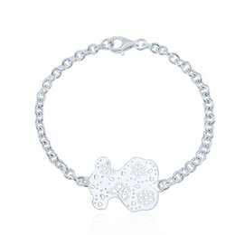 Wholesale Discounts Bracelet - Hot selling stainless steel Bear Bracelet cost-effective discount free distribution