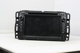 Wholesale Dvd Gps Gmc - High quality Car DVD player for GMC andriod 5.1 OS with GPS,Steering Wheel Control,Bluetooth, Radio