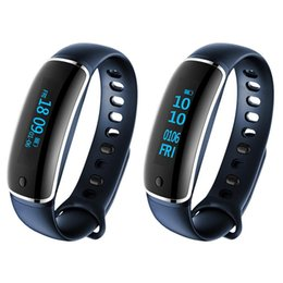 Wholesale Used M4 - M4 Health Smart Bracelet Dynamic Heart Rate Blood Pressure Monitor Sleep Tracker Call SMS APP Notification Reminder