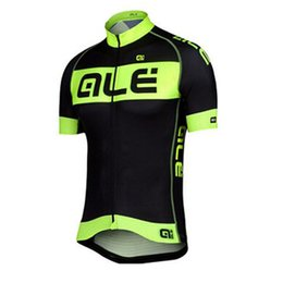 Wholesale Cheap Bicycles China - ALE Cycling Jersey Mountain Bike Bicycle Sportswear Ropa Ciclismo Short Sleeve Cycle China Cheap Clothing E0216
