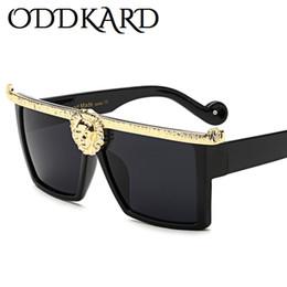 Wholesale High Class - ODDKARD High Class Fashion Sunglasses For Men and Women Brand Designer Square Sun Glasses Oculos de sol UV400